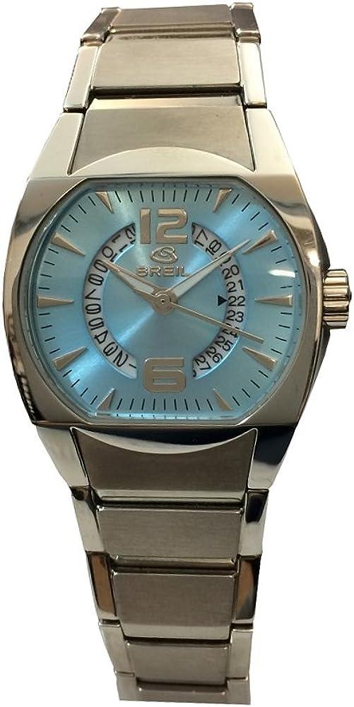 Reloj Señora Wonder Pul Esf Azul Claro