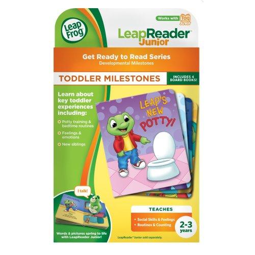 LeapFrog LeapReader Junior: Toddler Milestones Book Set (works with Tag Junior) by LeapFrog (Image #5)