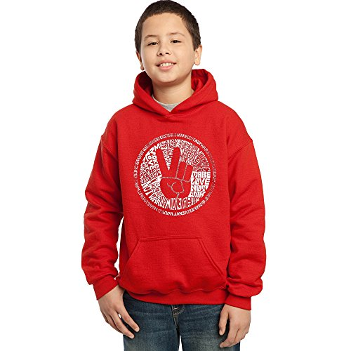 make love not war hoodie - 8