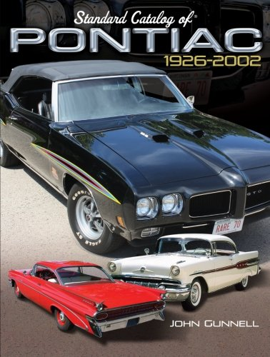 - Standard Catalog of Pontiac, 1926-2002