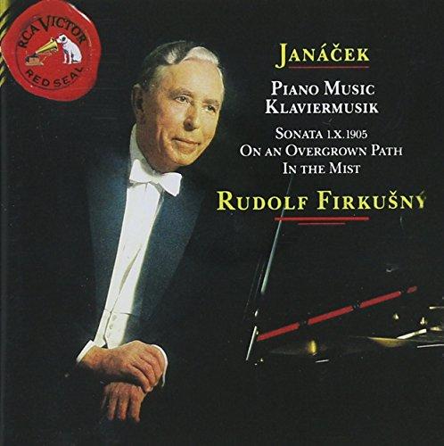 Janacek: Piano Music - Sonata 1.X.1905 / On an Overgrown Path / In the Mist