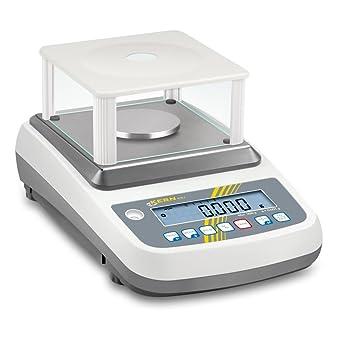 Báscula de precisión de alta calidad con ajuste automático interna [Kern EWJ 3000 – 2