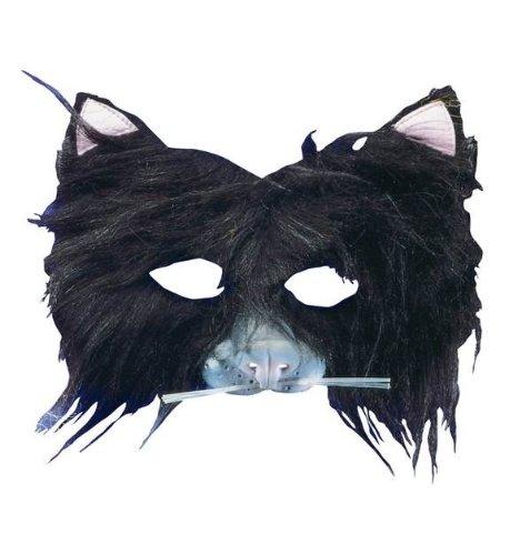 Rubie's Costume Co Plush Cat Mask