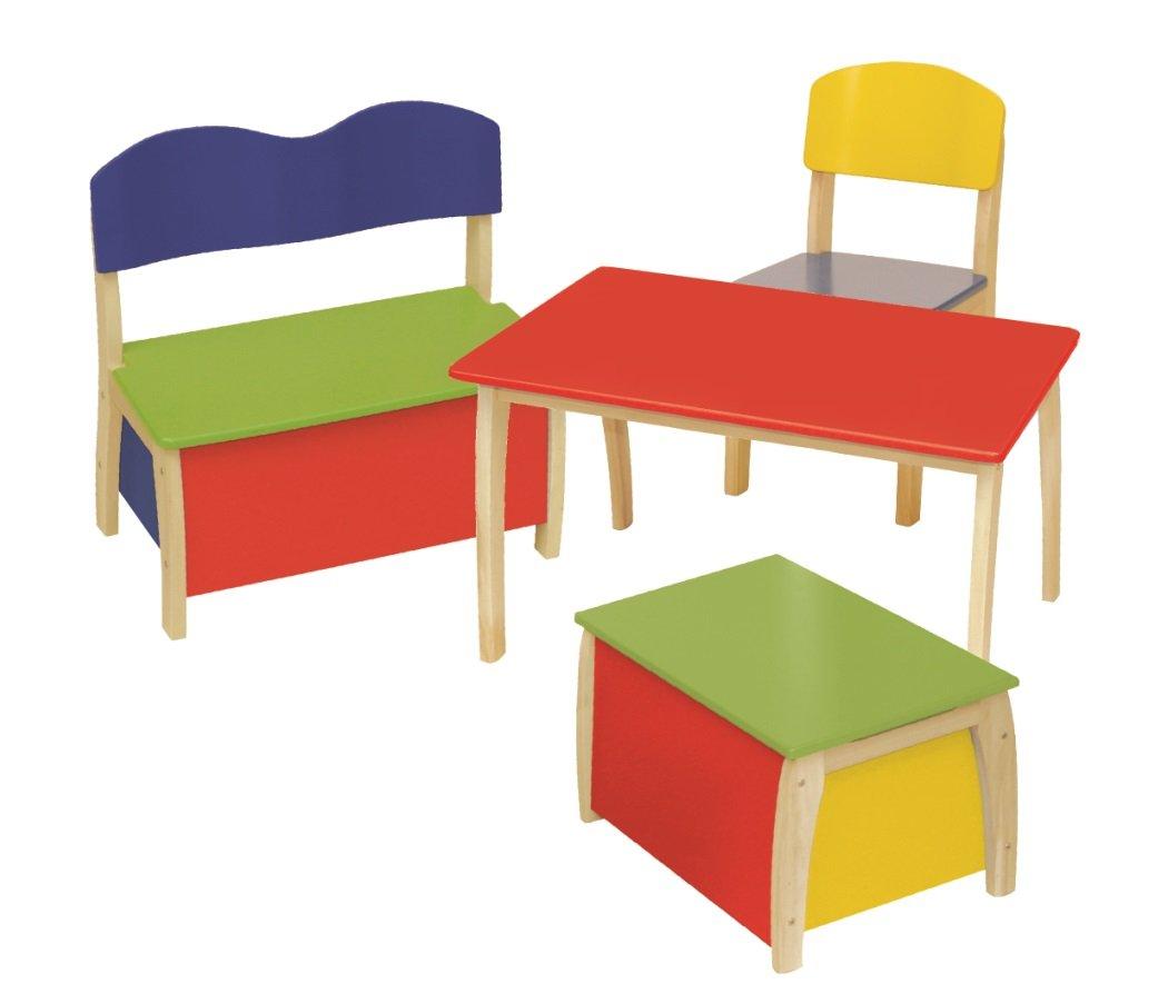 Roba 50778 - Kinderstuhl mit Formrücken: Amazon.de: Spielzeug