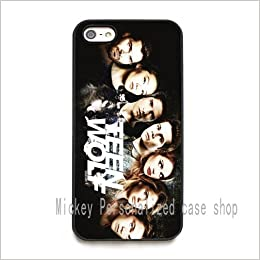 Teen Wolf and Scratch iphone case