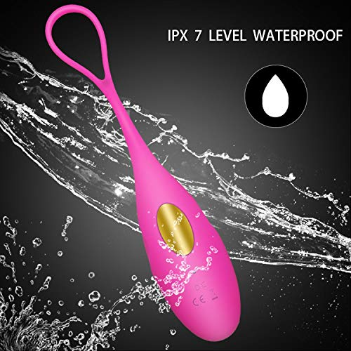Vaginal Balls Remote Vibrator Sex Toys for Woman Vibrating Egg for Women Kegel Balls Vaginal Tight Exercise Ball Adult Sex Toys,China by Bejoin Professional adult toy (Image #5)'