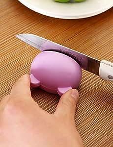 JIAO-Mini cartoon portable sharpener - Random Color