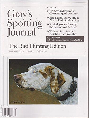 Gray's Sporting Journal Magazine August 2016
