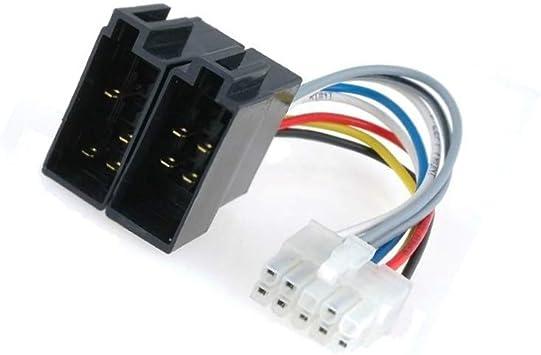 ZRS-29 Connector ISO Pioneer PIN10  4CARMEDIA