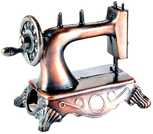 Sewing Machine Die Cast Metal Collectible Pencil Sharpener for sale  Delivered anywhere in USA