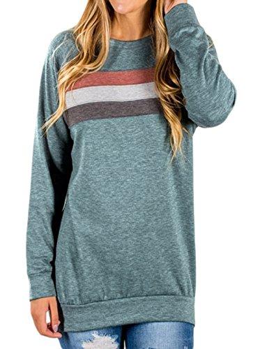 Distressed Crewneck T-Shirt - 5