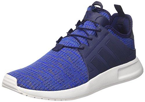 Da Adidas Ginnastica Multicolore Basse dark X Scarpe Uomo Blue dark Blue White ftwr plr r6tq6