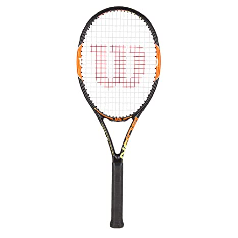 Wilson Burn 95, color grip l1 l2 l3 l4, talla 1