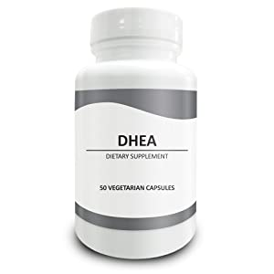 Pure Science DHEA 100mg (Dehydroepiandrosterone)