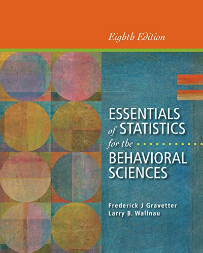 Gravetter/Wallnau's Essentials of Statistics for the Behavioral Sciences, 8th Edition plus 4-months instant access to MindTapTM Psychology. (Essentials Of Statistics For The Behavioral Sciences Ebook)