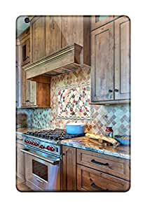 ZippyDoritEduard Ipad Mini/mini 2 Hybrid Tpu Case Cover Silicon Bumper Kitchen With Tiered Wooden Cabinets Amp Viking Range