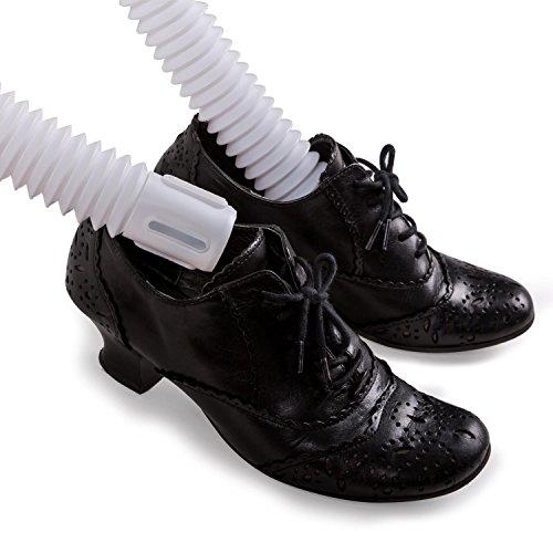 Séchoir Bottes Bactéries Oneconcept chaussures 4 Choobidoo À • Noir Chaussures Et Paires Pour Mural Montage W Odeurs 350 2 Flexibles Blanc Radiateur Chauffe Combat w5Hzpqx5