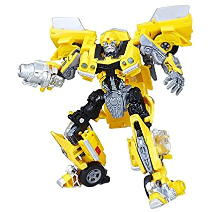 Amazon Com Transformers Studio Series 01 Deluxe Class Movie 1