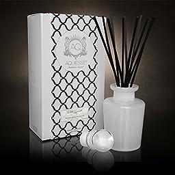 Aquiesse Luxury Reed Diffuser White Pear & Agarwood 9.5 Oz