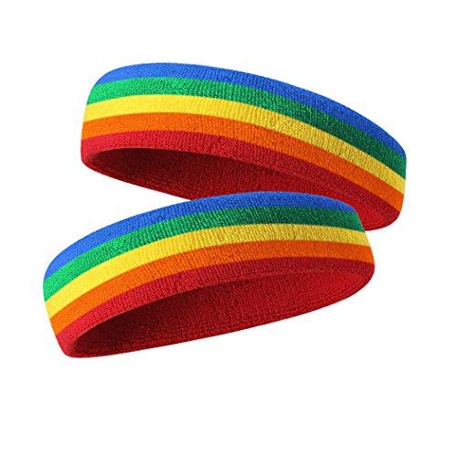 2x HOTER Premium Headbands, Price/Pair (2Pcs/Pack)