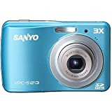Sanyo VPC-S1213LB 12MP Digital Camera | Blue