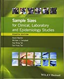 Sample Sizes for Clinical, Laboratory and Epidemiology Studies