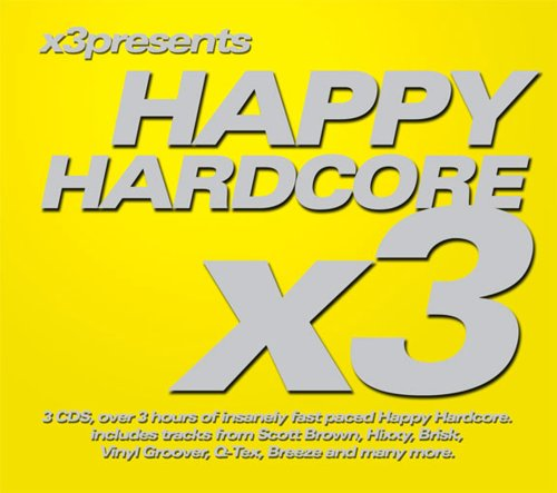 Happy Hardcore x 3 by DMV Recordings