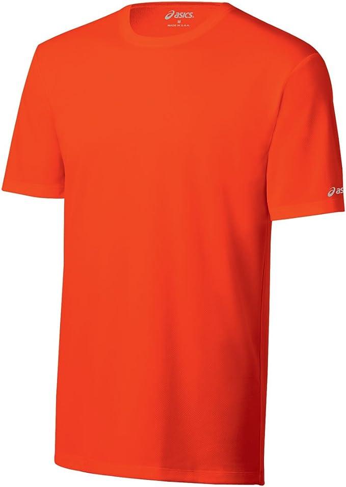 ASICS T Shirt à Manches Courtes pour Homme Prêt à l'emploi