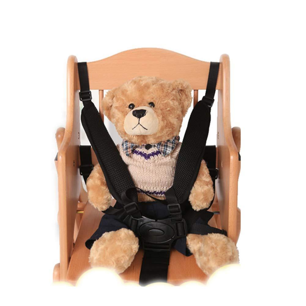 Universal Baby 5-Punkt Sicherheitsgurt f/ür Kinderwagen Hochstuhl