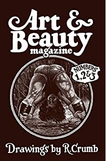 The r crumb coffee table art book kitchen sink press book for back art beauty magazine drawings by r crumb numbers 1 fandeluxe Choice Image