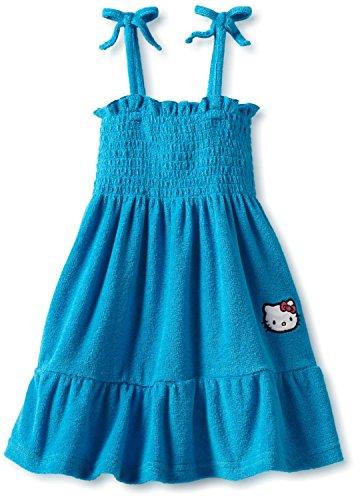 Sexy Hello Kitty Dress (Hello Kitty Terry Sundress (2T, Blue))