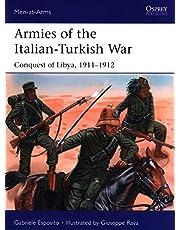 Armies of the Italian-Turkish War: Conquest of Libya, 1911–1912