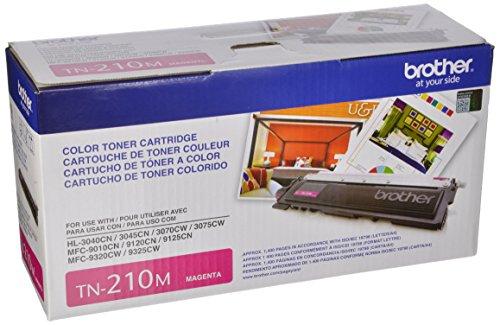Brother TN 210M Toner Cartridge Packaging