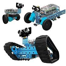Makeblock DIY mBot Ranger Transformable STEM Educational Robot Kit - 3-in-1 Robot Kit - Arduino - Scratch 2.0- Learn Coding, Robotics, Electronics and Have Fun