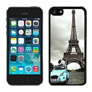 BINGO discount Eiffel iPhone 5C Case Balck Cover