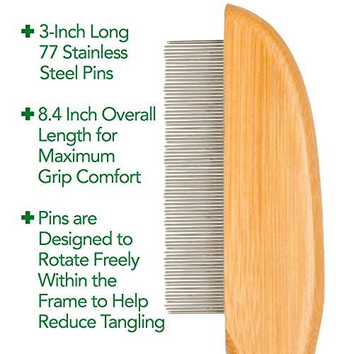 Vets-Best-Bamboo-Flea-Comb-for-Dogs-and-Cats-1-Size