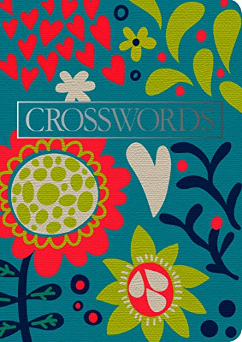 Floral Notebook US Crosswords
