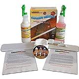 Lamanator Plus Floor Restoration Kit - Clean, Shine & Restore Laminate