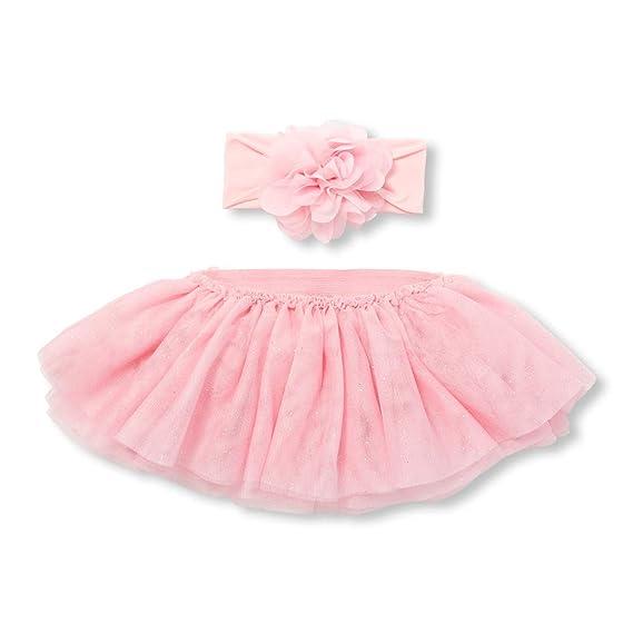 02c70bf80 The Children's Place Baby Girls Headband Set, Serene Blush, 0-6MONTHS. Pasa  el mouse encima de ...
