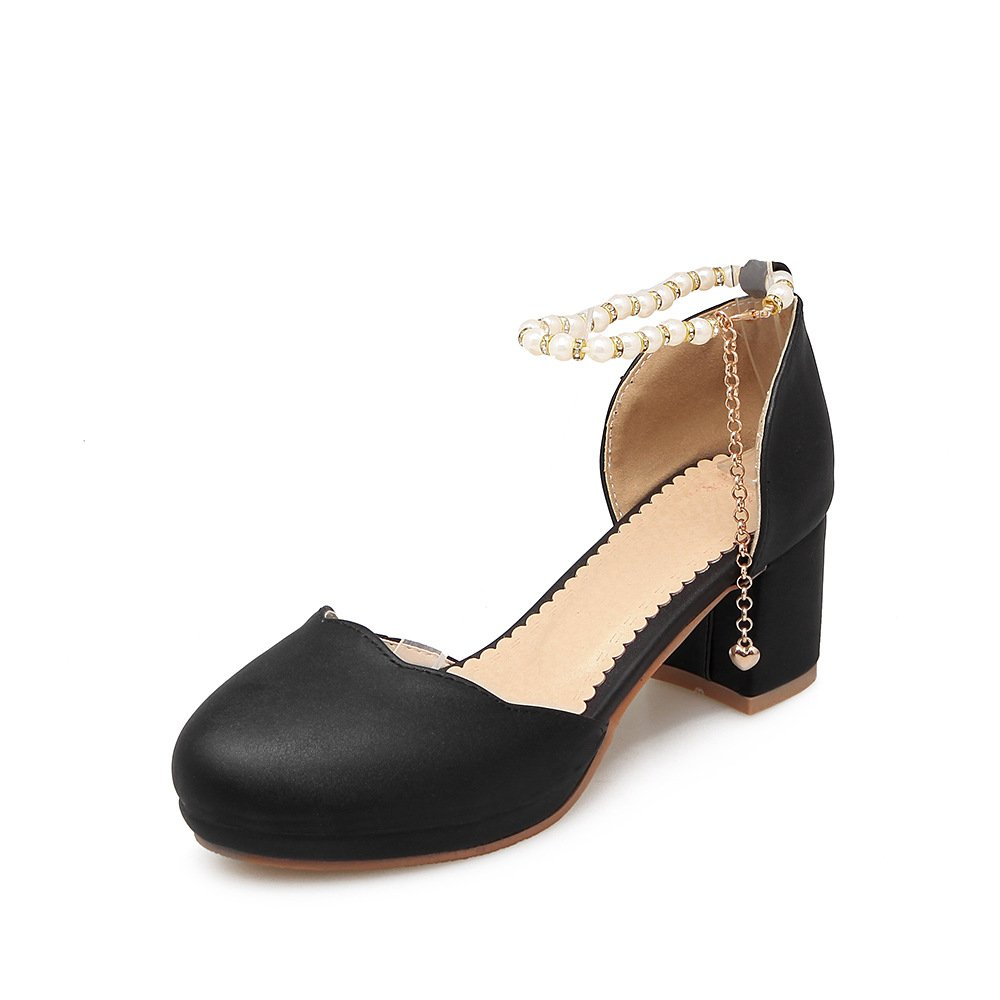 Femmes Chaussures Bride Qin amp;x Sa Talon À tCshrQd