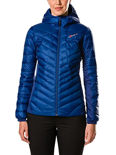 Bleu Stretch Tephra Reflect Down Veste Berghaus Galactique Femme qTY5Y