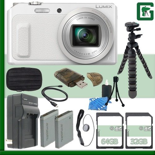Panasonic DMC ZS45 Digital Camera Greens