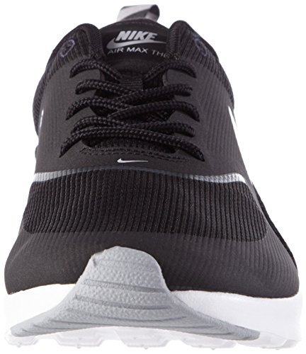 Nike Damen Air Max Thea Sneaker Schwarz (007 BLACK/WOLF GREY-ANTHRCT-WHITE)