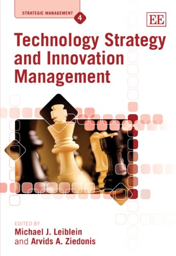 Technology Strategy and Innovation Management (Strategic Management Series)
