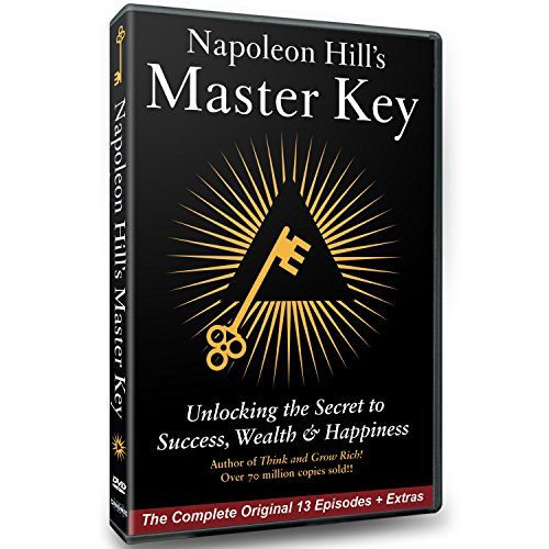 Napoleon Stone - Napoleon Hill's Master Key (AKA The Master Key to Success)