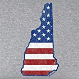 New Hampshire USA Tailgater Hoodie