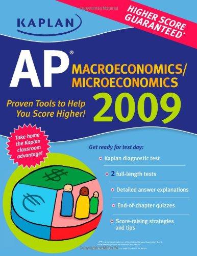 Kaplan AP Macroeconomics/Microeconomics 2009