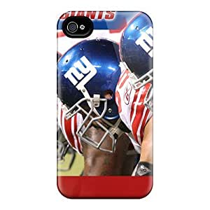 Awesome New York Giants Flip Cases With Fashion Design For Iphone 6plus