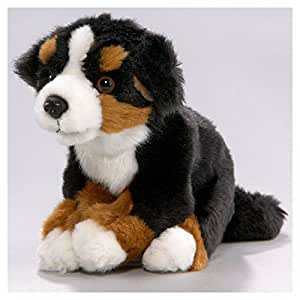 Peluche - Perro Boyero de Berna, cachorro (felpa, 18cm)