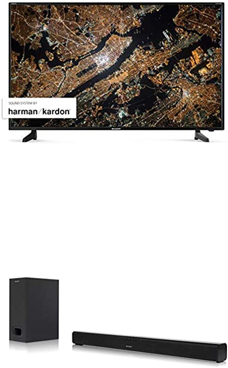 Sharp LC-40UG7252E - UHD Smart TV de 40